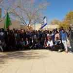 An inspiring visit of The the Zambia ambassador to Israel