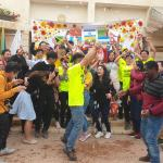 New Year Celebration at Ramat Negev